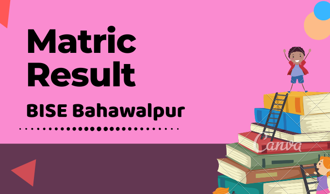 BISE Bahawalpur Matric Result Featured Image