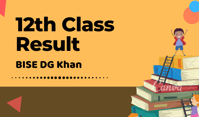 BISE DG Khan 12th Class Result Featured Image