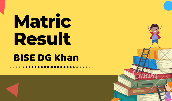 BISE DG Khan Matric Result Featured Image