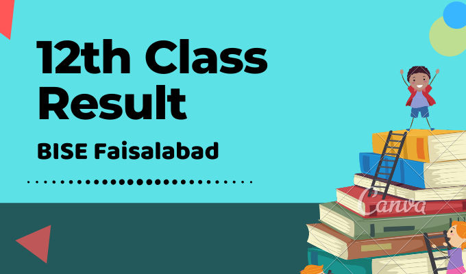 BISE Faisalabad 12th Class Result Featured Image
