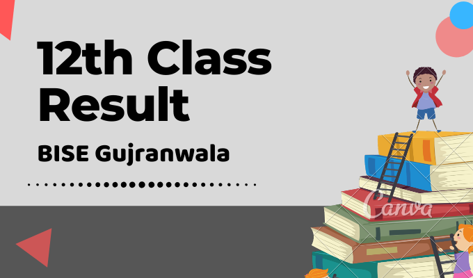 BISE Gujranwala 12th Class Result Featured Image