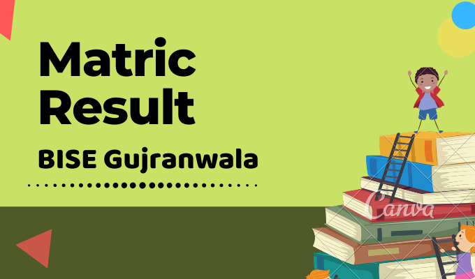 BISE Gujranwala Matric Result Featured Image