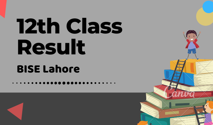 BISE Lahore 12th Class Result Featured Image