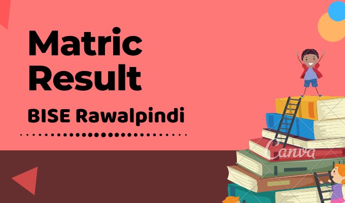 BISE Rawalpindi Matric Result Featured Image