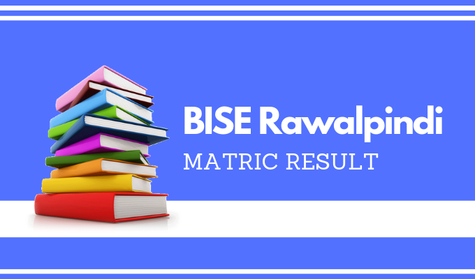 BISE Rawalpindi Matric Result