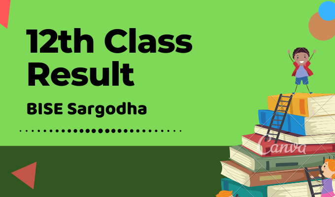 BISE Sargodha 12th Class Result Featured Image