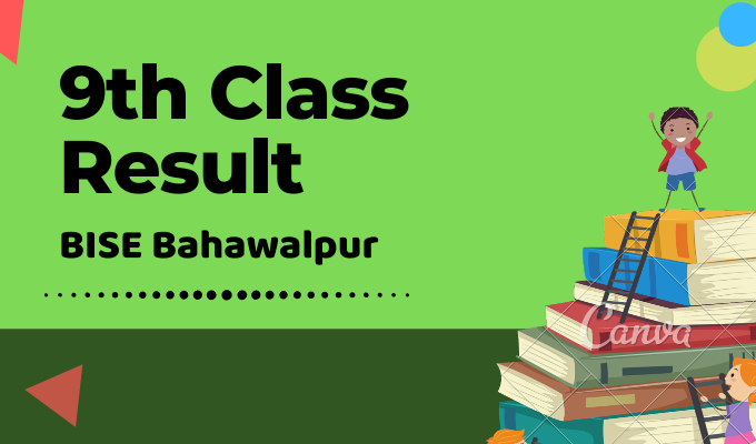 BISE Bahawalpur 9th Class Result Featured Image
