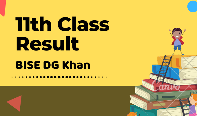 BISE DG Khan 11th Class Result Featured Image