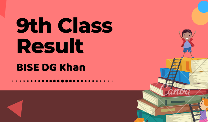 BISE DG Khan 9th Class Result Featured Image