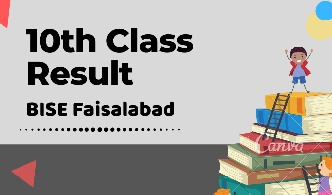 BISE Faisalabad 10th Class Result Featured Image