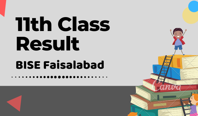 BISE Faisalabad 11th Class Result Featured Image