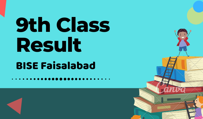 BISE Faisalabad 9th Class Result Featured Image
