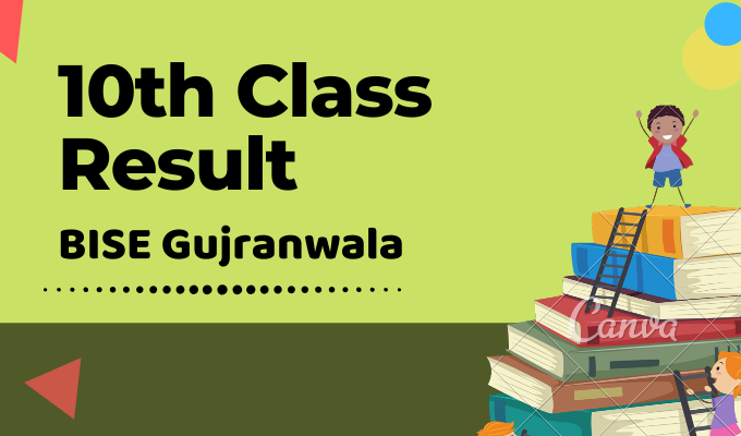 BISE Gujranwala 10th Class Result Featured Image