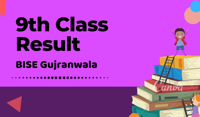 BISE Gujranwala 9th Class Result Featured Image