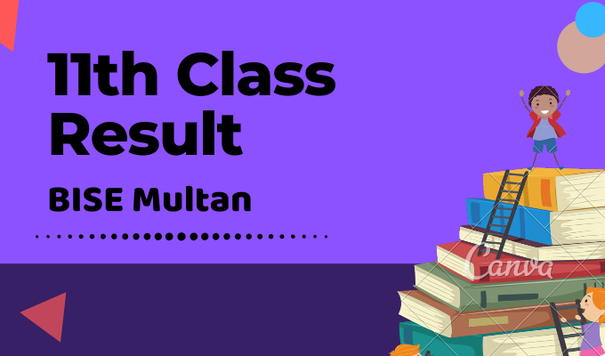 BISE Multan 11th Class Result Featured Image