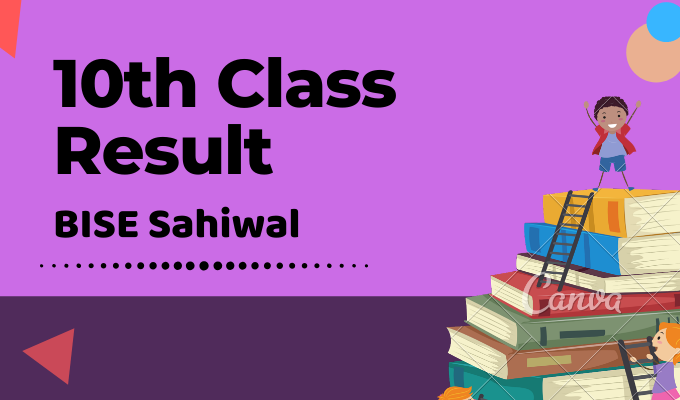 BISE Sahiwal 10th Class Result Featured Image