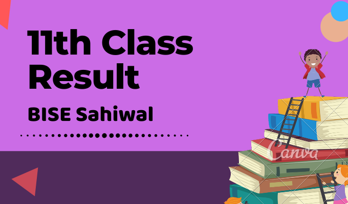 BISE Sahiwal 11th Class Result Featured Image