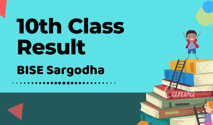 BISE Sargodha 10th Class Result Featured Image